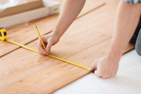 Põranda renoveerimine Viljandimaal